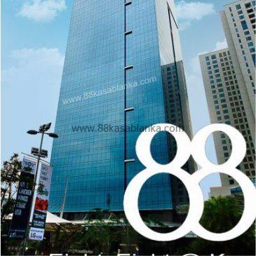 Disewakan Office Space 88 kasablanka-Office For SALE-