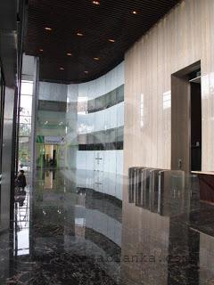 Lobby Office EightyEight Kasablanka