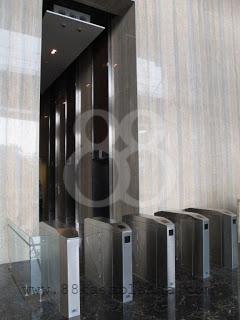 Elevator Enterance Office 88 Kasablanka