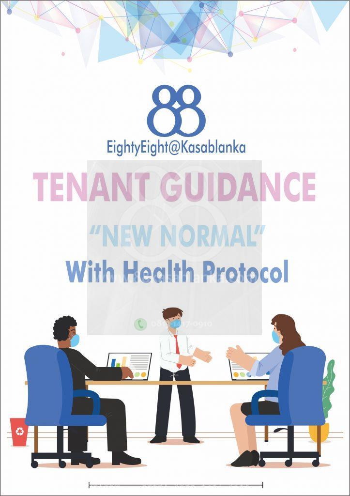 88kasablanka Tenant Guide New Normal 2