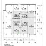 Layout Office 88 Lantai 28 Unit E