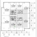Layout Office 88@kasablanka Lantai 32