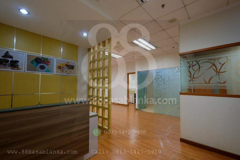 Sewa Ruang Kantor Jakarta Selatan Office 88@Kasablanka