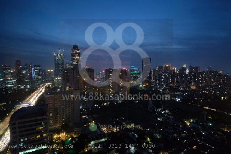Jual Office 88@Kasablanka Luas 164 m2 Rp.4,5M (Paling murah!!!)