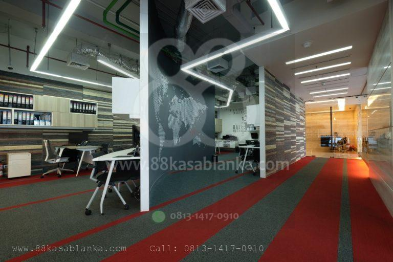 Jual Office88 Kasablanka Fully Furnished Luas 545 m2