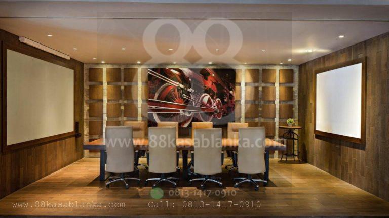 Sewa Office88 Kasablanka Fully Furnished 1 Lantai (Ready to use)